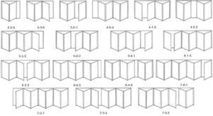 Bifold Door Configurations